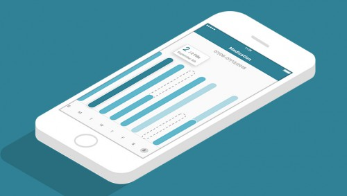 MyTherapy mobile app